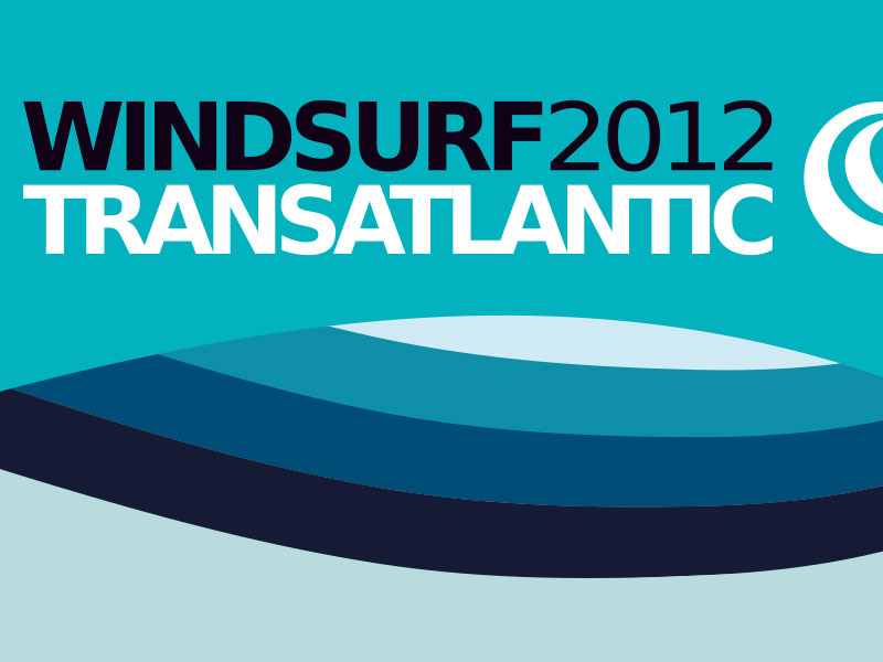 Sarah Hébert Windsurf Transatlantic