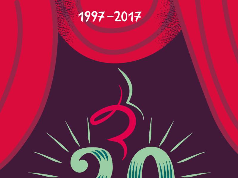 Cabaret sauvage • 20 ans